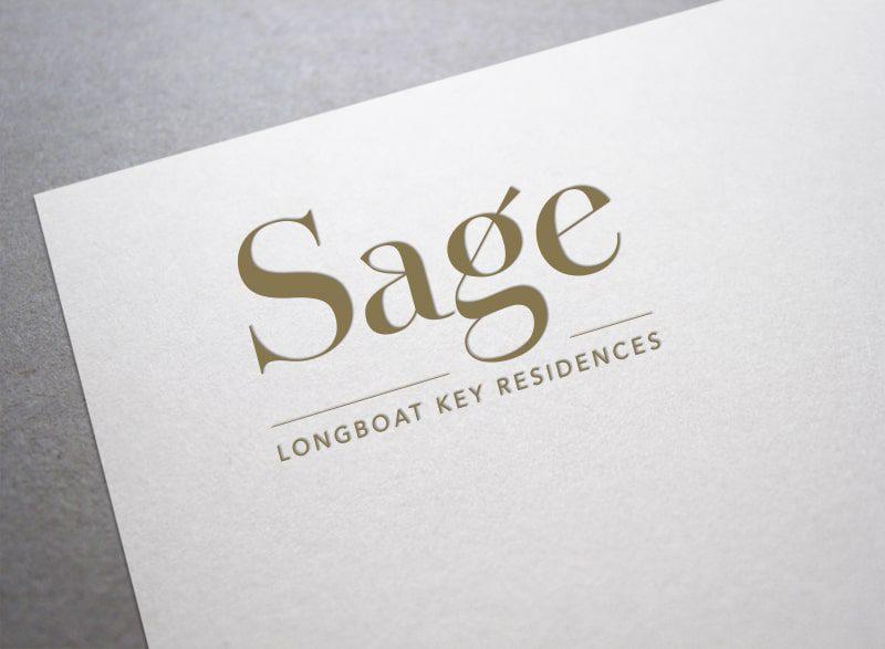 Sage Longboat Key Branding Design