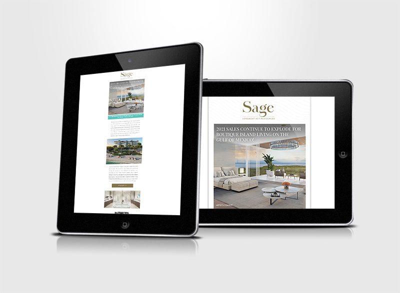 Sage Longboat Key Digital Design